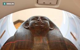 """Bất ngờ phát hiện xác ướp Ai Cập 2.500 tuổi trong """"quan tài rỗng"""" ở viện bảo tàng"""