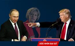 Chiến dịch trục xuất tập thể nhà ngoại giao Nga: Mỹ-Anh tái hiện kịch bản đánh Iraq 2003?