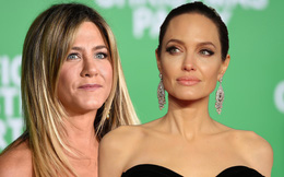 Angelina Jolie - Jennifer Aniston: Giàu có và đáng thương