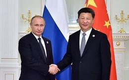 """Trung Quốc """"vui mừng"""" vì được ông Putin nhắc đến trong Thông điệp liên bang"""