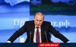 """Sự trở lại mạnh mẽ của nước Nga:  """"Gấu Bắc cực"""" đang tỉnh giấc sau kỳ nghỉ đông"""