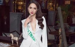 Hương Giang Idol tiếp tục dẫn đầu bình chọn online tại Miss International 2018 hạng mục Trang phục truyền thống