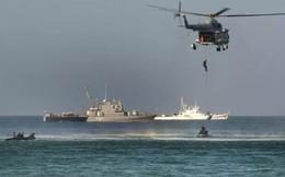 """Ấn Độ tổ chức tập trận hải quân quy mô lớn """"dằn mặt"""" Trung Quốc?"""