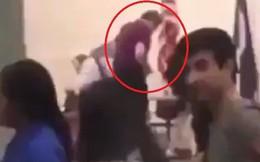 Thủ tướng Pakistan bị đối xử như dân thường ở sân bay Mỹ