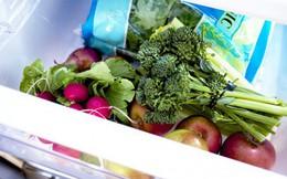 Bỏ túi 18 mẹo cực hữu ích giúp bảo quản rau củ tươi lâu
