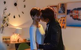 Kiều Minh Tuấn thoải mái diễn cảnh hôn An Nguy