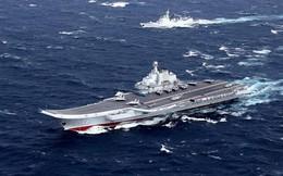 """Trung Quốc lên tiếng về việc dàn hàng tàu chiến """"khuấy đảo"""" Biển Đông"""