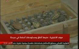 Quân đội Syria chiếm kho vũ khí và bệnh viện ngầm dã chiến của các nhóm Hồi giáo cực đoan ở Đông Ghouta