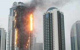 """""""Ma trận"""" phí bảo hiểm cháy nổ chung cư"""