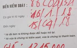 Tài xế tố trạm thu giá BOT Sông Phan không cho qua trạm khi vé còn hạn