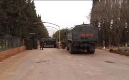 Nga yểm trợ quân đội Syria tiến vào thị trấn chiến lược Afrin sau đàm phán với Thổ thất bại