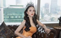 Hoa hậu Hương Giang khoe vẻ gợi cảm sau khi giảm 6 kg