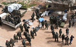 Nga tái triển khai quân ở Tal Rifa'at, sau đàm phán đổ bể với Thổ Nhĩ Kỳ