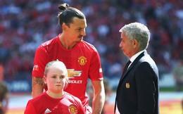 Mourinho tiết lộ đầy bất ngờ về kế hoạch thay thế Ibrahimovic