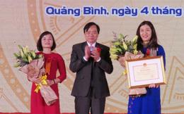 Ủy ban kiểm tra đề nghị thi hành kỷ luật Giám đốc Sở Giáo dục đào tạo tỉnh Quảng Bình