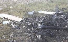 Máy bay không người lái của Israel rơi ở miền Nam Lebanon
