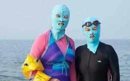 Bạn muốn đi biển về mà không bị đen da? Hãy sắm ngay những mẫu đồ bơi này