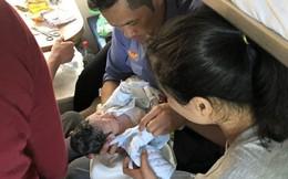 Đỡ đẻ thành công cho một sản phụ sinh con trên đoàn tàu Bắc-Nam