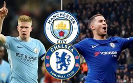 """Man City 1-0 Chelsea: """"Cựu vương"""" nhường ngôi cho """"tân vương"""""""