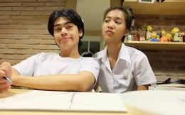 Sinh cùng ngày, cùng tháng, cùng năm, cặp đôi trẻ Thái Lan qua đời cùng lúc sau vụ đụng xe kinh hoàng