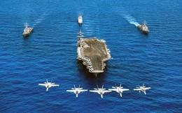 """Tàu sân bay USS Carl Vinson: Sức mạnh tác chiến """"bất khả xâm phạm"""" của Hải quân Mỹ"""