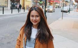 Cô bạn trường Ams xinh như hot girl, nhận học bổng du học từ 8 trường ĐH trên thế giới