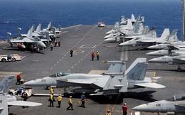 Tàu Mỹ Carl Vinson tới Đà Nẵng-Chính sách cân bằng của Việt Nam