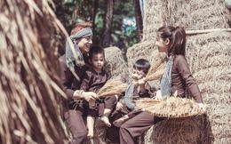 Bộ ảnh mới đầy hạnh phúc của gia đình Đăng Khôi, Thủy Anh