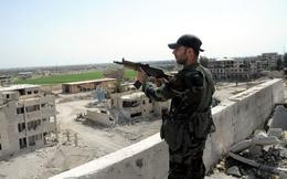 Chính phủ Syria giành lại 1/3 lãnh thổ Ghouta do phiến quân kiểm soát