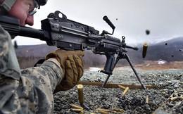 Chùm ảnh: Lính Mỹ huấn luyện bắn súng trên khắp thế giới