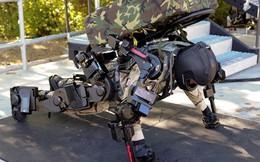 """Bước tiến mới trong chương trình """"Chiến binh robot"""" của Quân đội Mỹ"""