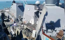 Mục kích dàn vũ khí biểu tượng cho sức mạnh Mỹ trên tàu khu trục USS Wayne E. Meyer