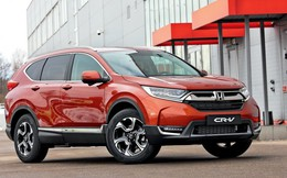 Honda CR-V 2018 giá rẻ vì bị rút gọn nhiều trang thiết bị?