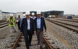 Đường sắt Cát Linh-Hà Đông khai thác thương mại vào quý IV/2018