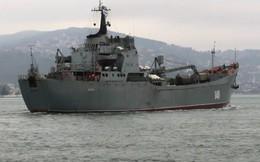 Tàu Nga lại ồ ạt chuyển vũ khí tới Syria: Tăng cường hỏa lực khẩn cấp?