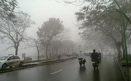 Thời tiết hôm nay: Không khí lạnh tràn về, Bắc Bộ có mưa rào và dông
