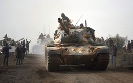 """Thổ Nhĩ Kỳ triển khai thế gọng kìm, chuẩn bị tung đòn """"kết liễu"""" vào thủ phủ Afrin"""