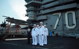 GS Carl Thayer nói về 4 thông điệp từ chuyến thăm của tàu sân bay Carl Vinson đến Việt Nam