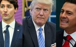 """""""Chiến tranh thương mại"""" chỉ là """"chiêu"""" để ông Trump có được thỏa thuận NAFTA?"""