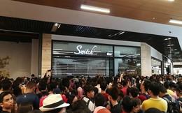 Hạ kịch sàn giá iPhone, cửa hàng 'thất thủ' và tuyên bố đóng cửa vì dân tình đổ xô đến quá đông