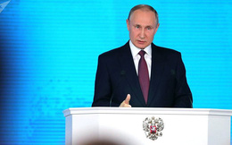 Putin tung cảnh báo khiến đối thủ sừng sỏ nhất cũng phải dè chừng