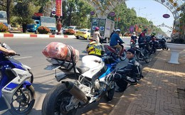 """Thực hư đoàn xe môtô """"khủng"""" gây tai nạn bỏ trốn tại Đắk Lắk"""