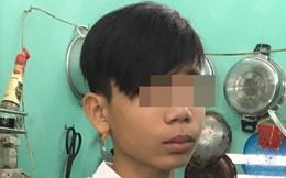 Bắt khẩn cấp nghi phạm 15 tuổi dùng dao cứa cổ lái xe ôm cướp tài sản