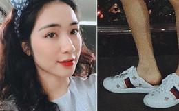 """Chịu chi như Hòa Minzy: Sắm hẳn giày gần 20 triệu """"chỉ để đi đạp gót""""!"""