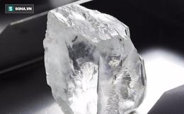 Các nhà khoa học tìm thấy khoáng chất hiếm bên trong viên kim cương ở độ sâu 700km