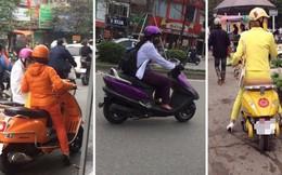 """Bản tin thời trang giao thông: Những nàng ninja có """"áo giáp"""" mix & match hoàn hảo với màu xe để chào hè 2018"""