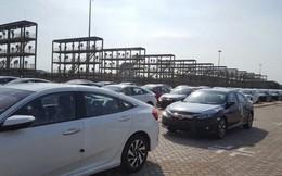 """Sau 2 tháng """"khô hạn"""", thị trường ôtô nhập chuẩn bị """"ngập"""" vì xe?"""