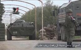 """Nga và quân đội Syria """"trấn"""" cứ địa chiến lược ở Afrin, Thổ Nhĩ Kỳ tức tối"""