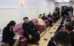 Triều Tiên tiết lộ chi tiết video ông Kim Jong-un đi tàu sang thăm Trung Quốc