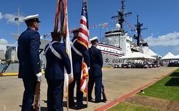 Diễn biến mới về số phận tàu tuần tra USCGC Sherman sau khi loại biên